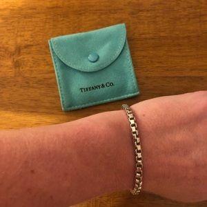 Tiffany & Co Venetian chain link bracelet
